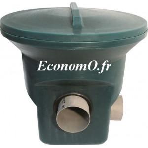 Regard en Polyethylene RFE Calpeda pour Cuve Sans Filtre et Difficiles d Acces - EconomO.fr