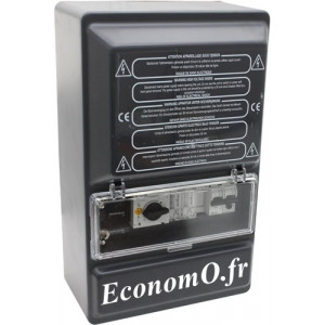 Coffret de Commande Calpeda VIGISWIM-FB VST-FB463 pour Filtration et Balai de 4 à 6,3 A Tri 400 V - EconomO.fr