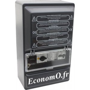 Coffret de Commande Calpeda VIGISWIM-FB VST-FB254 pour Filtration et Balai de 2,5 à 4 A Tri 400 V - EconomO.fr
