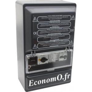 Coffret de Commande Calpeda VIGISWIM-FBP VST-FBP1625 pour Filtration, Balai et Projecteurs de 1,6 à 2,5 A Tri 400 V - EconomO.fr