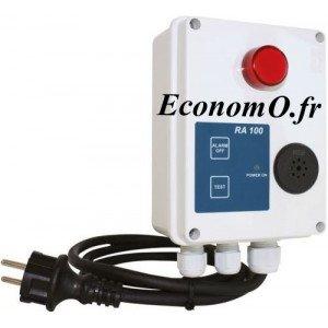 Coffret pour Alarme à Distance Mono 230 volts - EconomO.fr