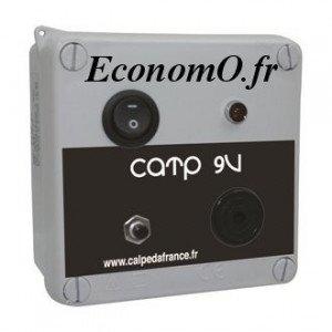 Coffret Alarme 9 volts - EconomO.fr