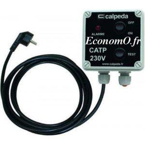 Coffret Alarme 230 volts - EconomO.fr
