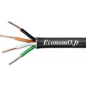 Câble Electrique de Surface U1000 RO2V - EconomO.fr