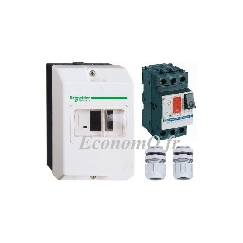 Disjoncteur divisionnaire: Ventilateur tangentiel