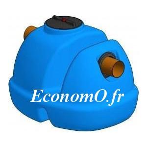 Séparateur de Graisse et Fécules Aérien 190 Litres pour 7 à 11 Habitants - EconomO.fr