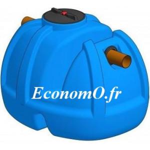 Séparateur de Graisse et Fécules Aérien 285 Litres pour 12 à 16 Habitants - EconomO.fr