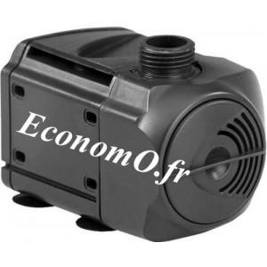 Pompe de Circulation MULTI 1300 de 0,1 à 1,3 m3/h entre 1,8 et 0,1 m HMT Mono 230 V 20 W - EconomO.fr - EconomO.fr