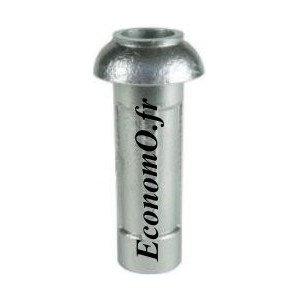 "Petit Hydrant Aluminium Fileté avec Clapet Ø 30 mm x 1"" (26 x 34) Femelle - EconomO.fr"