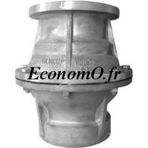 """Tête de Vanne Hydrant à Crampon en Aluminium Ø 120 mm x 5"""" (127 x 140) - EconomO.fr"""