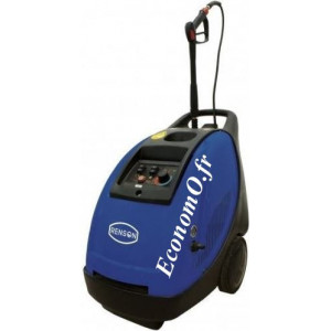 Nettoyeur Haute Pression Renson Eau Chaude 150 bars à 0,6 m3/h max Mono 230 V 3 kW - EconomO.fr