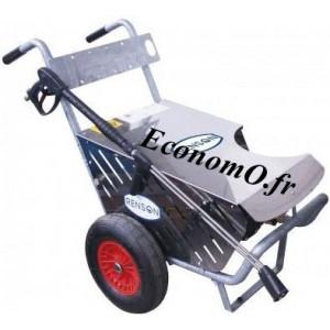Nettoyeur Haute Pression Renson Eau Froide 150 bars à 1,26 m3/h max Triphasé 5,5 kW - EconomO.fr
