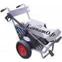 Nettoyeur Haute Pression Renson Eau Froide 150 bars à 1,26 m3/h max Triphasé 5,5 kW avec Arrêt Automatique - EconomO.fr