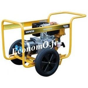 Kit Brouette 4/360 - EconomO.fr
