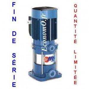 Destockage Pompe de Surface Pedrollo Multicellulaire Verticale MK 3/5 de 1,2 à 4,8 m3/h entre 58,5 et 30 m HMT Tri 230/400 V 0,7