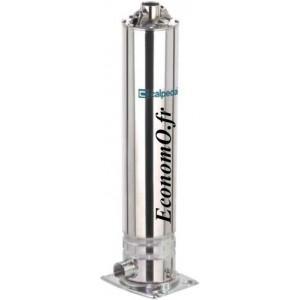 Pompe de Surface Calpeda MPSUM 504 CG de 2,5 à 8 m3/h entre 39 et 13 m HMT Mono 230 V 0,9 kW - EconomO.fr