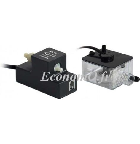 Pompe pour Condensat Calpeda NTH 14 de 0,12 à 0,6 m3/h entre 15 et 1 m HMT Mono 230 V 11 W avec Connecteur - EconomO.fr