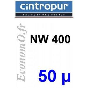Sachet de 5 Tamis Filtrant 50 microns pour NW 400 - EconomO.fr