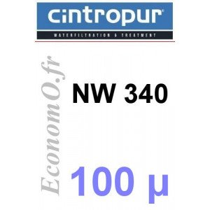 Sachet de 5 Tamis Filtrant 100 microns pour NW 340 - EconomO.fr