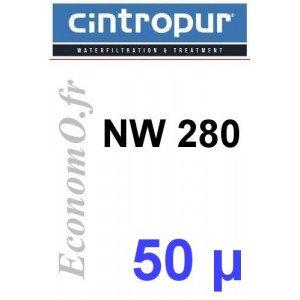Sachet de 5 Tamis Filtrant 50 microns pour NW 280 - EconomO.fr