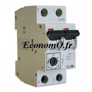 Disjoncteur Magnéto-Thermique Réglable 6,3 A - EconomO.fr