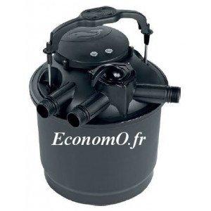 Filtre Pressurisé GREEN RESET R25 L pour Bassin jusqu'à 8000 L Lampe UV 10 W - EconomO.fr