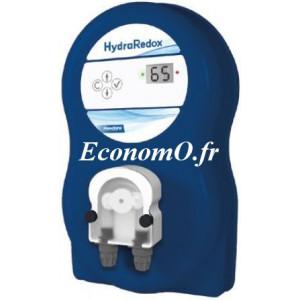 Pompe Doseuse Régulation Chlore Flowdians HYDRAREDOX 1,5 l/h pour Bassin 150 m3 - EconomO.fr