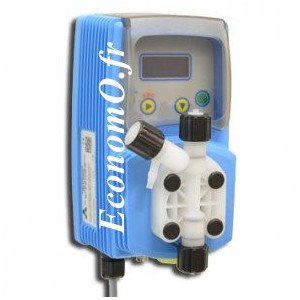 Pompe Doseuse Régulation Chlore Emec VMS REDOX 6 l/h à 7 bar - EconomO.fr
