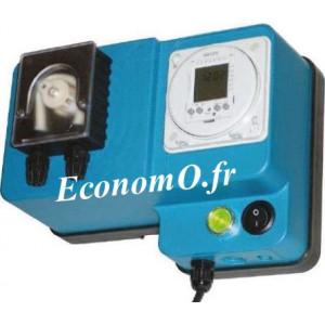 Pompe Doseuse Péristatique AquaPrimo TIMER OXY 1,8 l/h 1 bar Mono 230 V 35 W - EconomO.fr