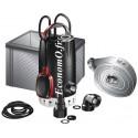 Pompe de Relevage Grundfos MULTIBOX B-CC7 de 0,72 à 10,08 m3/h entre 6,8 et 0,2 m HMT Mono 200 240 V 0,38 kW