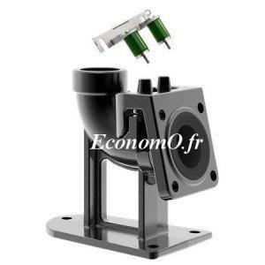 """Système d'Accouplement Automatique Fonte Grundfos DN40 x 1""""1/2 pour Pompe SEG - EconomO.fr"""