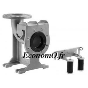 Système d'Accouplement Automatique Inox Grundfos DN65 x DN65 pour Pompe SE1/SEV 65 - EconomO.fr