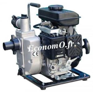 Motopompe Eau Claire Moyennement Chargée ACCESS J 14-40 Essence 14 m3/h max à 16 m HMT - EconomO.fr