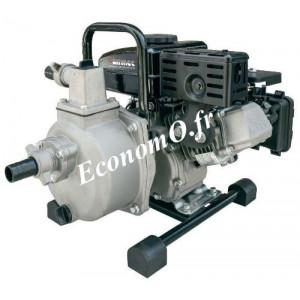 Motopompe Airmec MSA 30 Essence de 3,6 à 5,4 m3/h entre 20 et 10 m HMT 2,5 cv - EconomO.fr