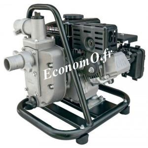 Motopompe Airmec MSA 40 Essence de 3,6 à 9,6 m3/h entre 18 et 8 m HMT 2,5 cv - EconomO.fr