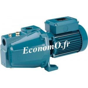 Pompe de Surface Calpeda NGM 5-16 Fonte 0,5 à 4,5 m3/h entre 59 et 32 m HMT 230 V 1,1 kW - EconomO.fr