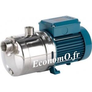 Pompe de Surface MXHM 406 Calpeda Inox 304 Monobloc 2,25 à 8 m3/h entre 63 et 23 m HMT 230 V 1,5 kW - EconomO.fr