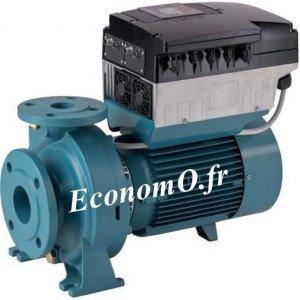 Pompe de Surface Calpeda NM4 EI 125-25C à Variateur de Vitesse IMAT 84 à 300 m3/h entre 16,7 et 5,8 m HMT TRI 400-690 V 9,2 kW -
