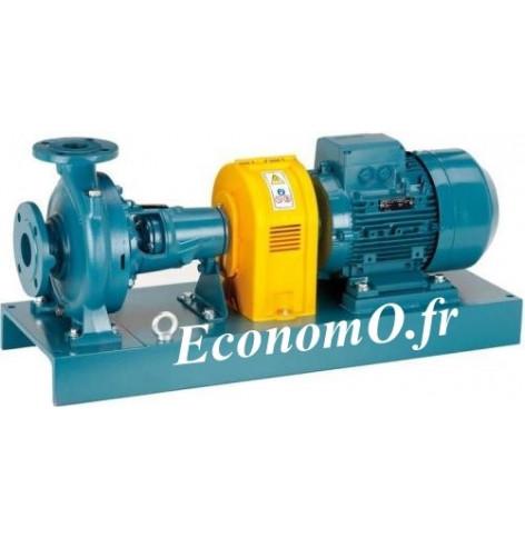 Pompe de Surface Calpeda N4 150-315D V2 à Brides 132 à 420 m3/h entre 22,8 et 8 m HMT Tri 400-690 V 18,5 kW - EconomO.fr
