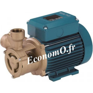 Pompe de Surface Calpeda B-TP 80 E a Acceleration Peripherique 0,38 a 1,89 m3/h entre 90 et 20 m HMT TRI 230/400 V 0,75 kW - Eco
