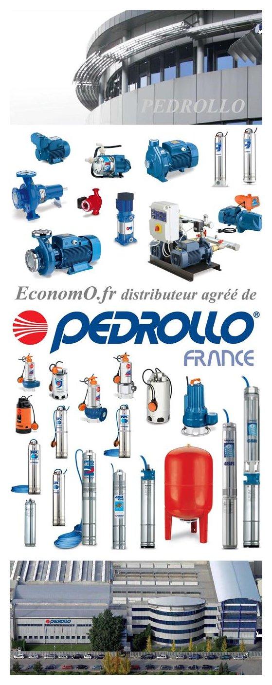 PEDROLLO Pompes PEDROLLO France par ECONOMO.FR